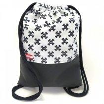 Worek-plecak SLIPPBAG SKULL