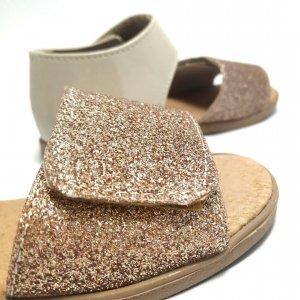 Sandały skórzane dla dzieci SOLE