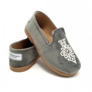 Buty dla dzieci Lordsy Slippers Family Śnieżka