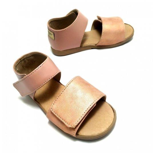 Outlet Sandały skórzane dla dzieci FIORI