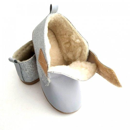 Buty dla dzieci ocieplane GLAM