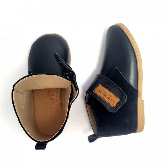 Buty skórzane dla dzieci COAL