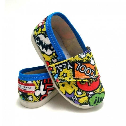 Buty dla dzieci na rzep STORY