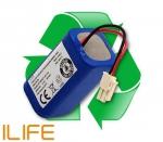 regeneracja akumulatora do robota odkurzającego ILIFE V7, V7S, V7S PRO, CHUWI V7, V7S, V7S PRO