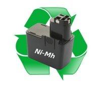 regeneracja akumulatora Ni-Mh - 10,8V do elektronarzędzi