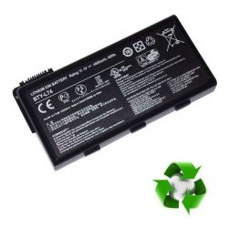 MSI A5000, CR600, CR620, CR700, CX700 - 11,1V 9000 mAh