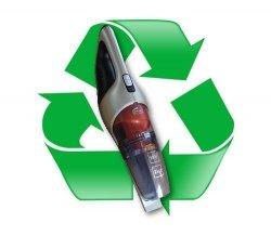 regeneracja akumulatora Philips 18V li-ion z odkurzacza Philips PowerPro Duo FC6168/01 i Philips PowerPro Aqua 3w1 FC6405/01