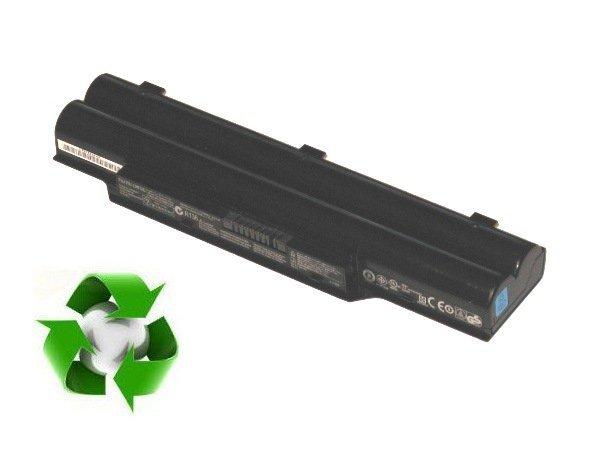 Fujitsu Lifebook A530, AH530, AH531 - 10,8V 6000 mAh