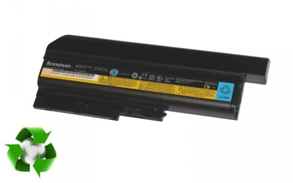 IBM Thinkpad R60, T60, T61p, Lenovo Thinkpad R61, T61, R500, T500 - 10,8V 9000 mAh