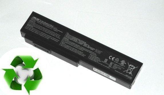 ASUS M50, G50, N61 - 11,1V 5200 mAh