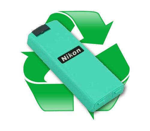 regeneracja akumulatora NIKON BC-60, BC-65 do urządzeń geodezyjnych NIKON DTM-300, DTM300, DTM-310, DTM310, DTM-400, DTM400