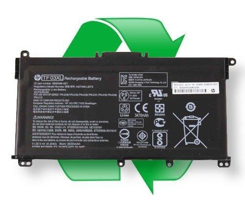 regeneracja baterii HP TF03XL do notebooków HP 14-BF, HP 14-BK, HP 15-CC, HP 15-CD, HP 15-CK