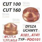 DYSZA PLAZMY PD0101 Ø 1,4 mm