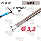 WC20 ELEKTRODA  TIG SZARA Ø 3,2 mm