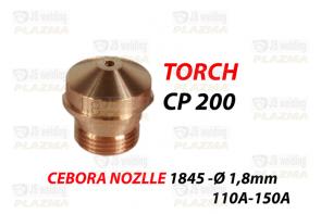CP 200 - DYSZA- 1845 Ø 1,8mm 110A-150A
