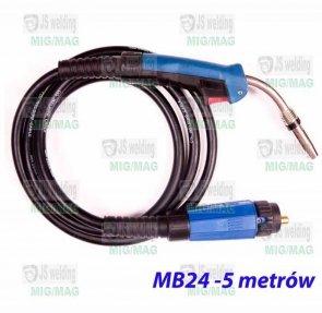 UCHWYT MB 24 - 4m - TYP BINZEL