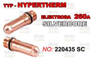 ELEKTRODA  220435 - 260A SILVER CORE