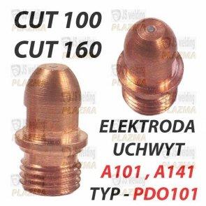 ELEKTRODA PR0101 DO PRZECINARKI PLAZMOWEJ UCHWYT A101, A141 / CUT 100, CUT 160