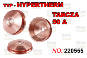 TARCZA  220555 - 50A