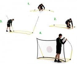 Kickster Combo 2,4 x 1,5m