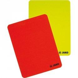 sędziowski zestaw - kartki