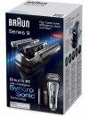 Braun Series 9 - 9095cc wet&dry + stacja myjąca