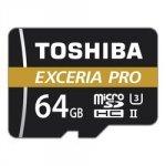 Toshiba 64GB EXCERIA PRO M501 microSD   [+SD-Adapter]