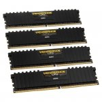 Corsair Vengeance LPX Black DDR4-2666 - CL15 - 32 GB