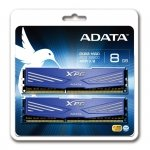 ADATA DIMM 8 GB DDR3-1600 Kit AX3U1600W4G11-DD, XPG V1.0