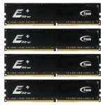 Team Group Elite Plus Black - DDR4-2133 - CL15 - Quad - 16 GB