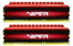 Patriot 8 GB DDR4-2666 Kit, PV48G266C5K, Viper 4