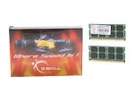 G.Skill SO-DIMM 8 GB DDR3-1066 Kit F3-8500CL7D-8GBSQ