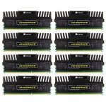 Corsair Vengeance Series DDR3-1600, CL9 - 64GB Cmz64Gx3M8A1600C9