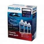 Philips Jet Clean Płyn HQ203/50 3-pak