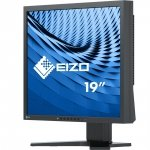 EIZO FlexScan S1934H-BK, LED DVI-D, VGA, Audio-In/Out