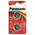 1x2 Panasonic CR 2025