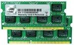 G.Skill SO-DIMM 16 GB DDR3-1333 Kit FA-1333C9D-16GSQ, für Mac