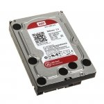 Western Digital WD40EFRX 4 TB SATA 600, WD Red, 24/7