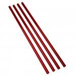 Monsoon Hardline Acryl Tube 16/13mm - 62cm - 4-pak - czerwone