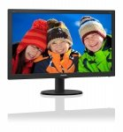 Philips V-line 240V5QDAB 60.5 cm 23.8'' LCD Monitor DVI, HDMI und IPS Panel