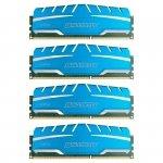 Crucial DIMM 32 GB DDR3-1600 Kit BX Sport XT, BLS4C8G3D169DS3BEU