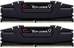 G.Skill 32 GB DDR4-3400 Kit, czarny, F4-3400C16D-32GVK, Ripjaws V