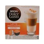 Nescafe  Dolce Gusto Latte Macch Caramel 8er