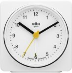 Braun BNC 011 Alarm Clock biały