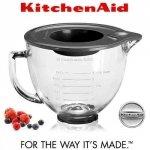 KitchenAid  Szklana Misa Dzierża 5K5GB 4,83l