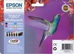 Epson CLARIA Multipack T 080                     T 0807