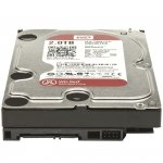 Western Digital Red SATA 6G Intellipower 3,5 - 2 TB