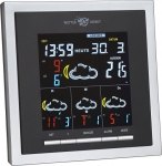TFA 35.5057.IT Helios Color Sat-based Weather Station