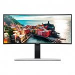Samsung Curved S34E790C 86,36cm (34'') LED Monitor  VA-Panel, DisplayPort  HDMI