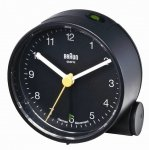 Braun BNC 001 Alarm Clock black